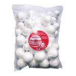 Boules en polystyrène 40 pcs