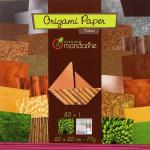Pochette Origami Paper - 20 x 20 cm - Nature