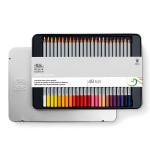 Crayon de couleur Studio Boîte métal de 48