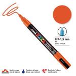Marqueur PC-3M pointe conique fine - Orange foncé