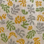 Papier Lokta 50 x 75 cm Mascareignes Violet et jaune