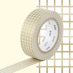 Masking Tape 1P Quadrillé or 15 mm x 10 m