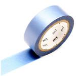 Masking Tape 1P Perle bleu irisé céleste 15 mm x 7 m
