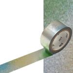 Masking Tape fab Argent 15 mm x 3 m