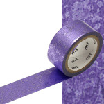 Masking Tape fab Purple dust 15 mm x 3 m