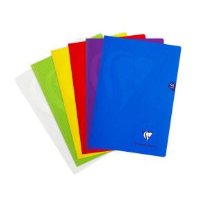 Cahier A4 cm petits carreaux Q. 5x5 96 pages Mimesys