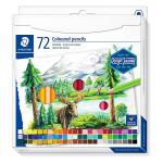 Crayon de couleur hexagonal 146C Boîte de 72 couleurs