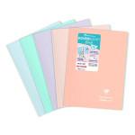 Cahier 21 x 29,7 cm ligné 160p Reliure intégrale Koverbook Blush