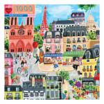 Puzzle Paris en un jour 1000 pièces