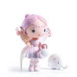 Figurine Tinyly Elfe & Bolero