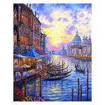 Peinture par numéros Le Grand Canal de Venise