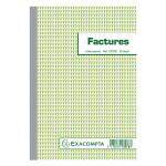 Manifold Factures 21 x 14,8 cm 50 F dupli autocopiants